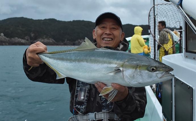 関西オススメ釣り船:フィッシング隼 多彩な釣りを提供【和歌山・串本】