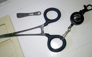小道具をよく無くしてしまう釣り人必見 『ピンオンリール』のススメ