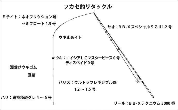 【関西】初釣りオススメ釣り場3選:シーズン本番の寒グレフカセ釣り編