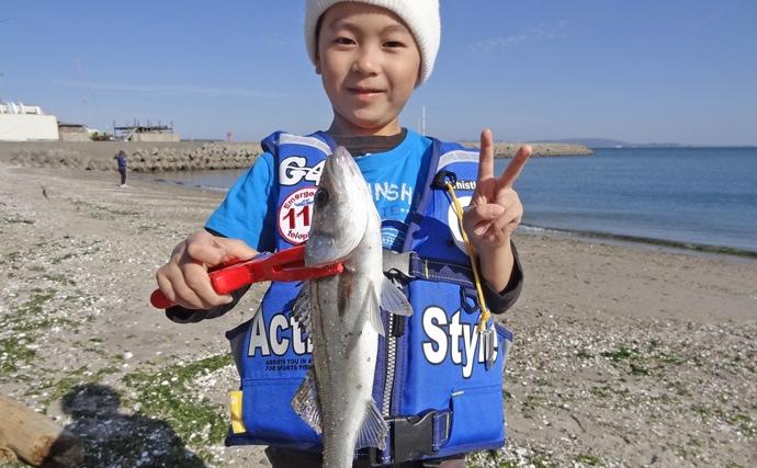 【2019冬】知多半島オススメ陸っぱり釣り場 子連れ釣行に最適