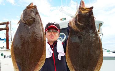 【愛知県】沖釣り最新釣果 泳がせ釣りで良型ヒラメや青物が続々登場