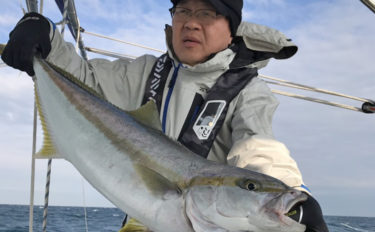 【響灘】落とし込み最新釣果 12kgヒラマサなど良型釣果中心