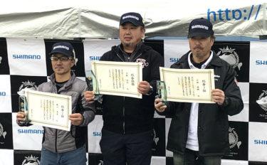 カワハギトーナメント『スティファーノグランプリ』決勝大会参戦レポート