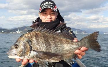 【中部】初釣りオススメ釣り場:清水港でカカリ釣りチヌ