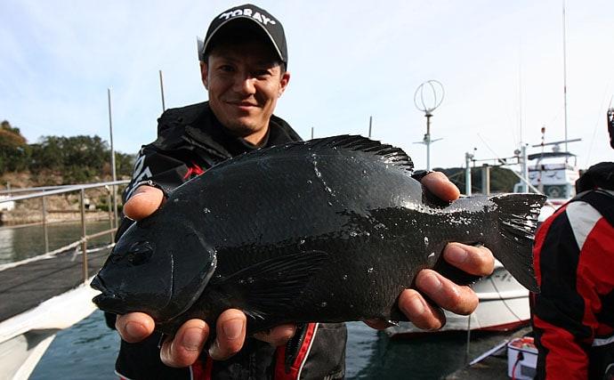 ラインメーカー主催のフカセ釣り大会から学ぶ 同号数に複数銘柄のナゾ