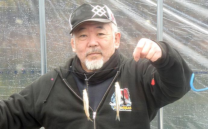 シーズン初ワカサギ釣行レポ 良型サイズ拾い釣り【レンタルボート湖畔】
