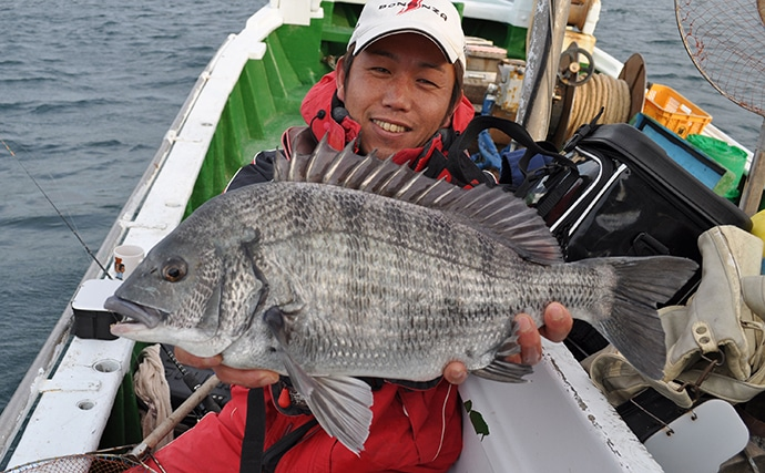 【関西】初釣りオススメ釣り場3選:ダンゴで狙うチヌカカリ釣り編