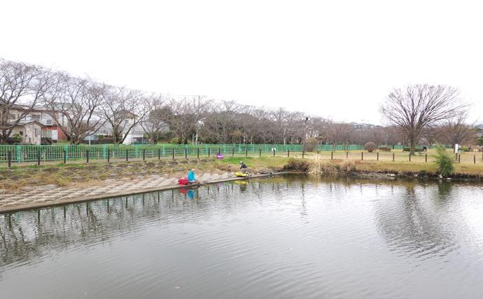 今週のヘラブナ推薦釣り場【静岡県・門池】