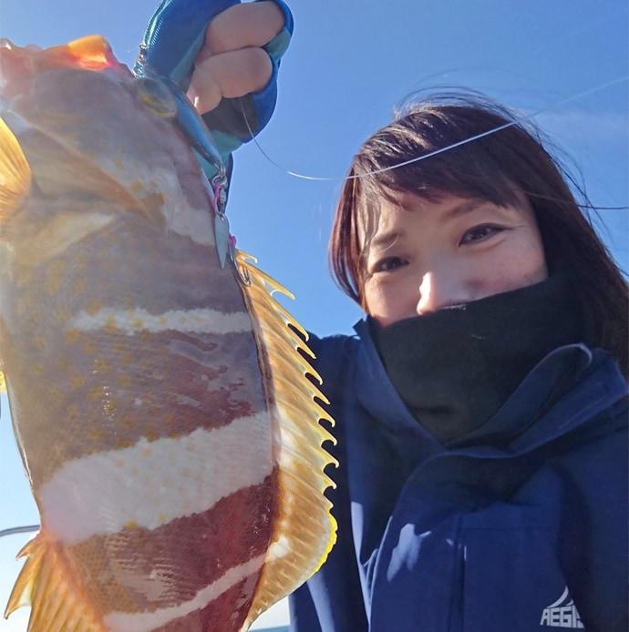 SLJ&タイラバで70cmマダイなど魚種多彩【ガイドサービスセブン】