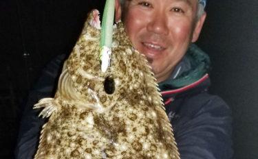 名古屋港ボートゲームでヒラメにマゴチにサワラが乱舞!【愛知県】