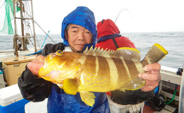 多彩な土産が魅力の『沖五目釣り』 アマダイやアオナなど【玄界灘】