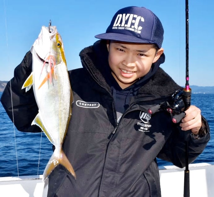 【三重県】イカダ&沖釣り最新釣果 43cm頭にオニカサゴ23匹