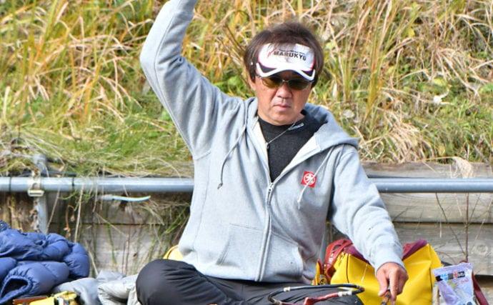 伊藤さとしのプライムフィッシング【セットアップを用いたセット釣り:第4回】
