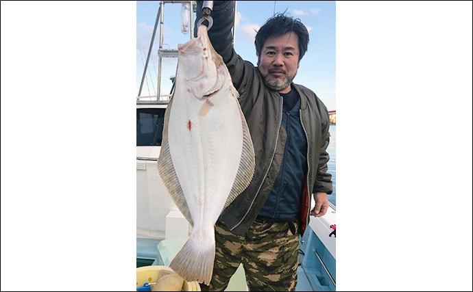 【福岡県】落とし込み&泳がせ最終釣果 ヒラマサ&ブリ合計47尾など