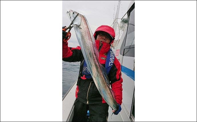 【大分・熊本】沖釣り最新釣果 良型ブリにカワハギ&マダイの数釣りも
