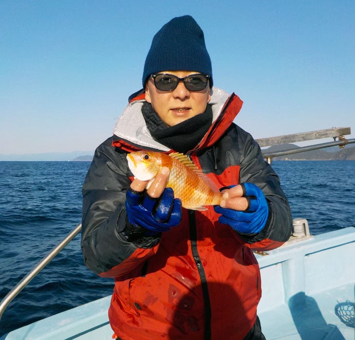 【東海2020冬】脂が乗ったハタ類を狙う 活きイワシ泳がせ釣りのキホン