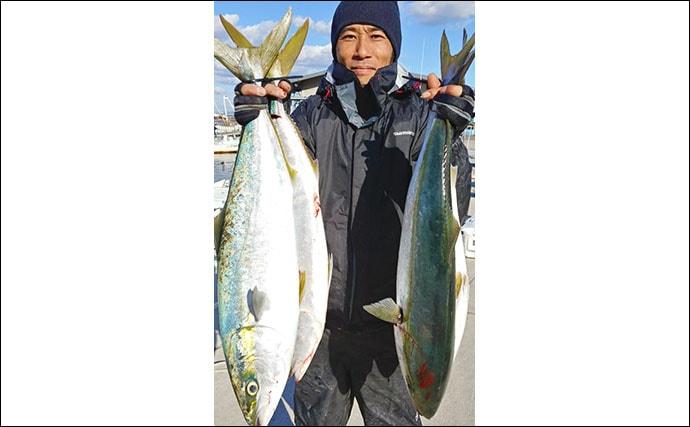 【愛知・三重】沖のルアーフィッシング最新釣果 ビンチョウマグロ激走