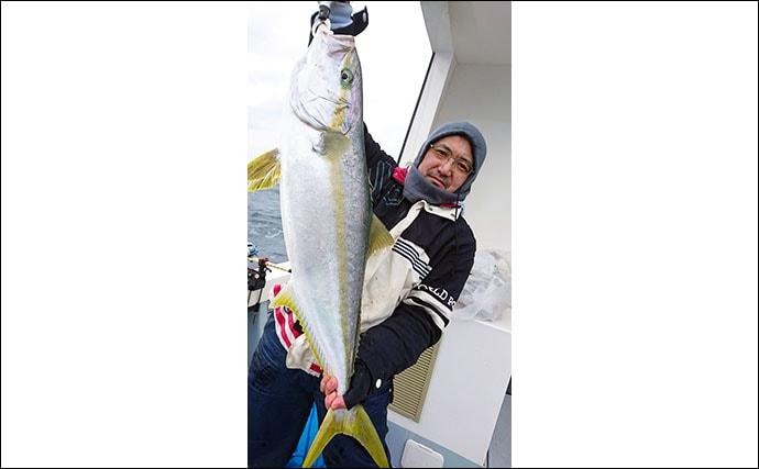 【福岡】落とし込み&泳がせ最新釣果 ハタ類中心に高級根魚が好調