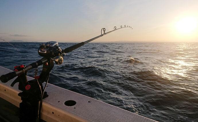 今が旬の絶品『マダラの白子』を狙う エサ釣りで船中53匹【克栄丸】
