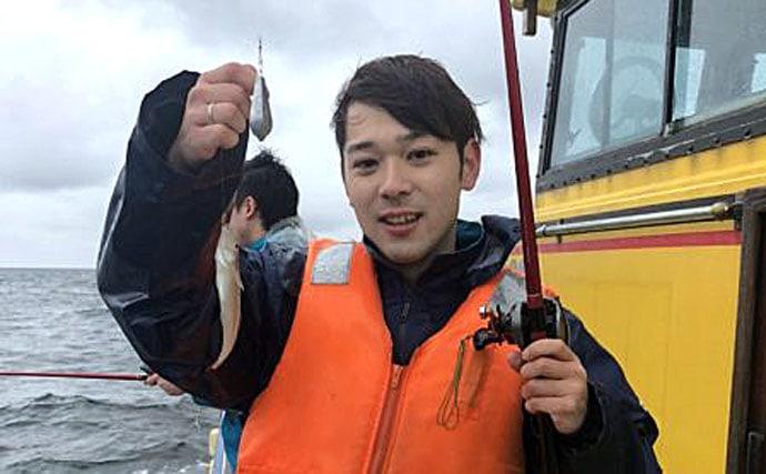 【東京湾2020冬】絶好調の『船シロギス』釣り初心者入門 目指せ100尾