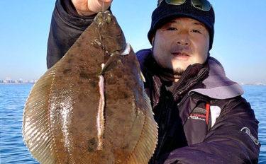 【関東2020】東京湾奥で人気江戸前魚を狙う 『船マコガレイ』釣り解説