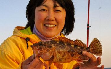 【東海地方2020冬】船カサゴ釣りのキホン 初心者でも数釣りを狙える