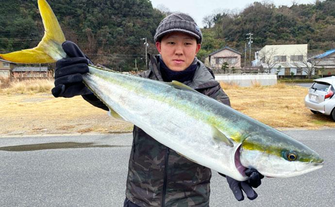 【愛知県】沖のルアーフィッシング最新釣果 伊勢湾ジギングで青物絶好調