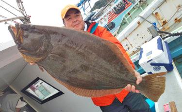 【愛知】沖のエサ釣り最新釣果 80cm5kg超えの大判ヒラメ浮上