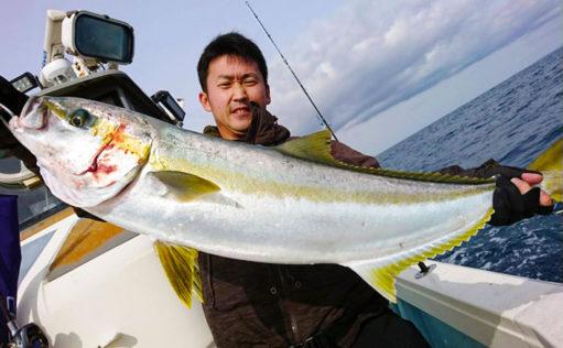 【福岡】ジギング&落とし込み最新釣果 型・数ともにヒラマサ絶好調