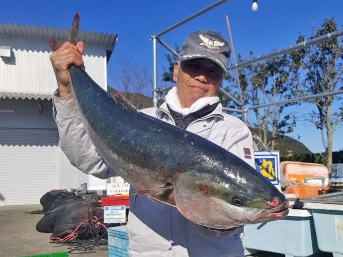 【三重県】海上釣り堀最新釣果 大型ブリにマダイに本クエなど高級魚三昧