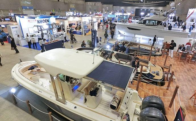 新型コロナウイルスの影響で『ジャパンボートショー2020』が中止に