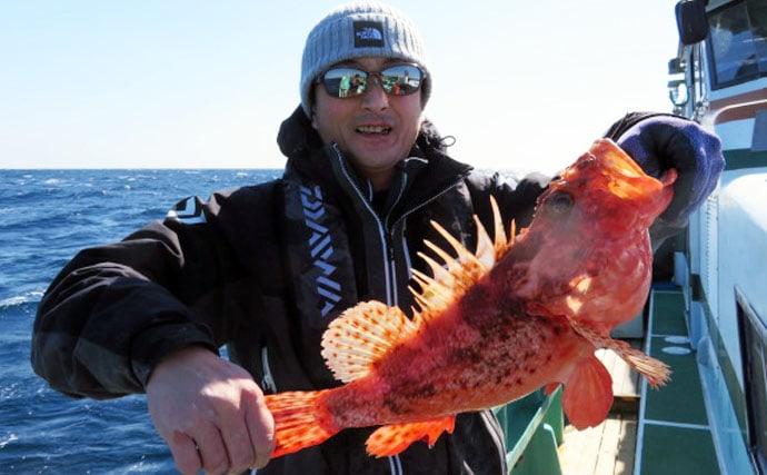 【三重県】沖釣り最新釣果 23.5kg頭にビンチョウマグロ船中7キャッチ