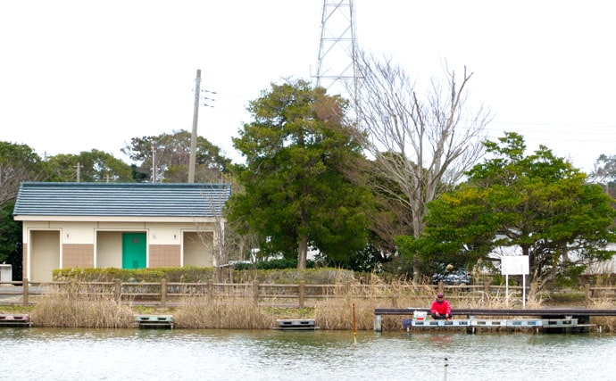 今週のヘラブナ推薦釣り場【千葉県・袋のため池】