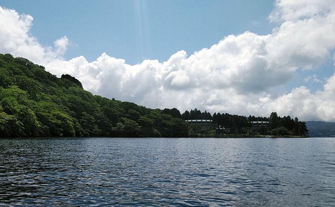 2020年解禁直前『芦ノ湖』レイクトラウト ポイントと釣り方を解説