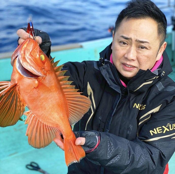 【福岡】沖のエサ釣り最新釣果 『サンマ手繰り』釣りで10kg頭ブリ65尾