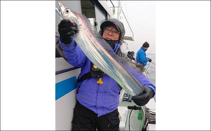 【大分&熊本】沖釣り最新釣果 50cm超ギガアジに30cm超尺カワハギ