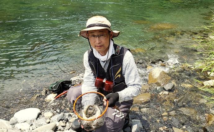 【2020渓流解禁直後】おすすめアマゴ・イワナ釣り場紹介:木曽川