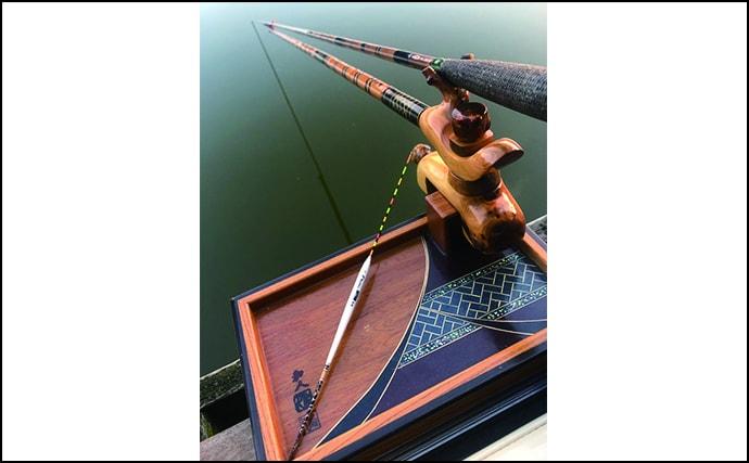 ヘラブナ釣り初心者入門 低水温期はやっぱり『段差の底釣り』(第7回)