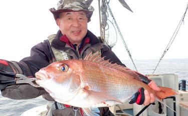 全長10m以上のロング仕掛けが特徴の『サビキマダイ』釣り【小豆島沖】