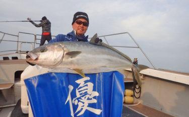 【玄界灘】沖釣り最新釣果 10kgオーバーヒラマサ&良型寒ブリ絶好調