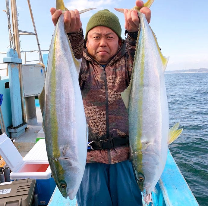 【愛知&静岡】沖のルアーフィッシング最新釣果 ブリ族にカンパチが好調