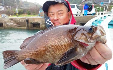 【愛知】船釣り最新釣果 31cm大型メバルに乗っ込みマダイ釣果も