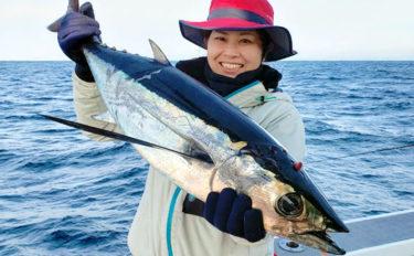 【三重】沖のルアーフィッシング最新釣果 マグロジギング本番突入