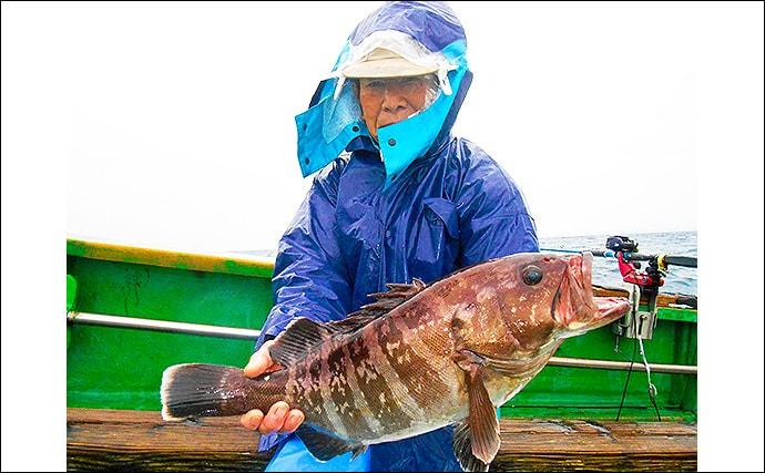2大高級魚マハタ&ヒラメを同時に狙える泳がせ釣り【ニビヤ吉栄丸】
