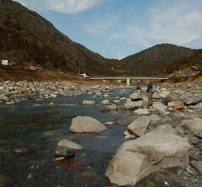 イワナ待つ春渓をルアーで散策 解禁日釣行レポ【長野・遠山川水系】
