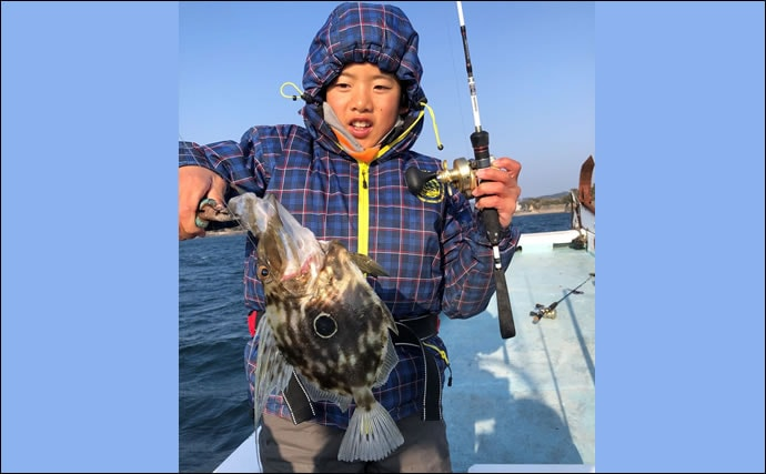 サオ尻が優勝のフグ釣り大会 大どんでん返しで大盛り上がり【魚勘丸】