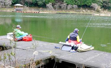 今週の推薦ヘラブナ釣り場【静岡県・野守の池】