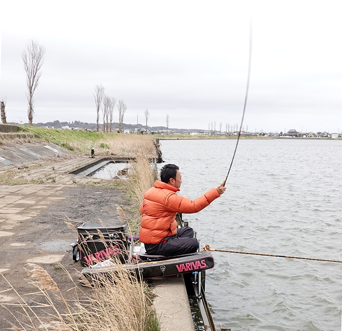 今週のヘラブナ推薦釣り場【千葉県・黒部川】