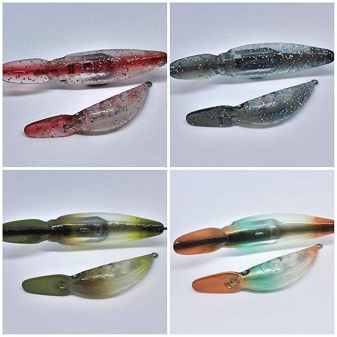 サカナの色覚の謎に迫る:カラー理論から生まれたルアーの特徴を紹介
