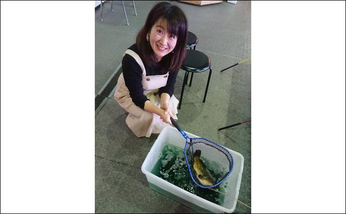 初心者もハマるコイ&金魚釣り 屋内釣り堀で釣りデート【愛知県】